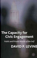 The Capacity for Civic Engagement