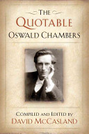 The Quotable Oswald ...