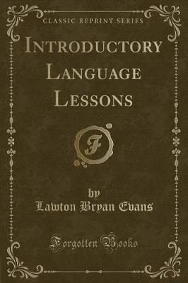 Introductory Languag...