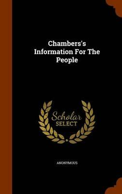 Chambers's Information for the People