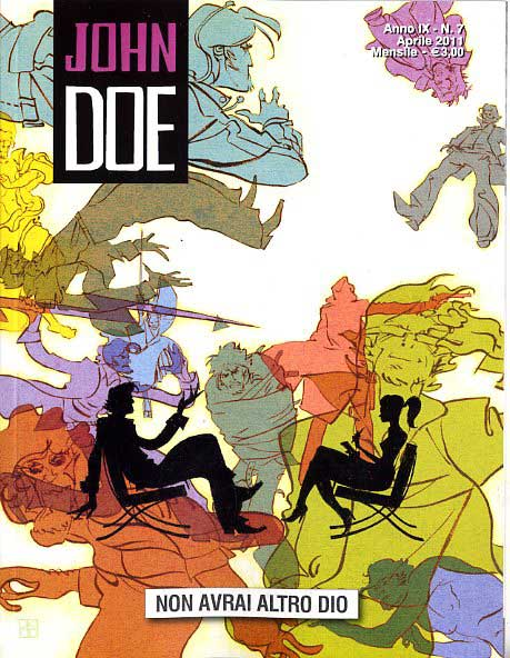 John Doe (nuova seri...