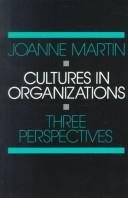 Cultures in Organizations