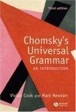 Chomsky's Universal ...
