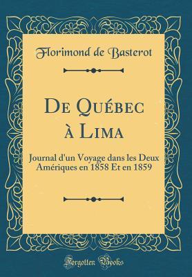 De Québec à Lima