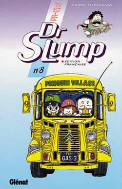 Dr Slump, tome 8