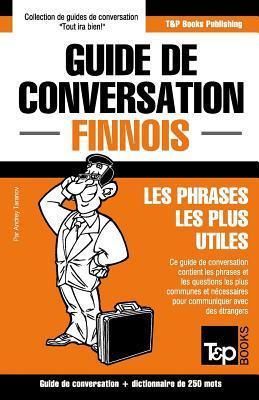 Guide de conversation Français-Finnois et mini dictionnaire de 250 mots