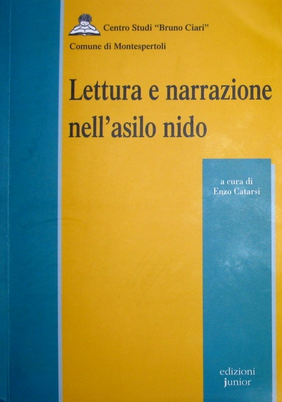 Lettura e narrazione nell'asilo nido