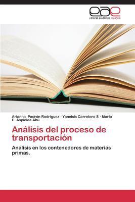 Análisis del proceso de transportación