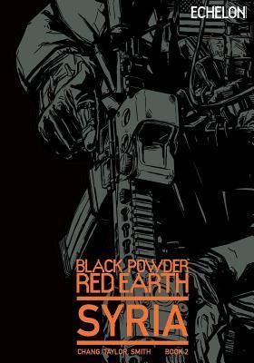 Black Powder Red Earth 6