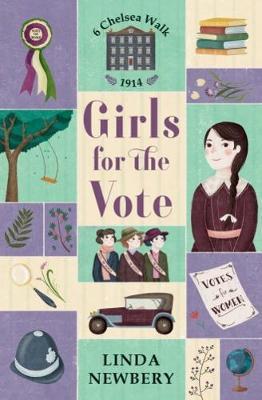 Girls for the Vote (6 Chelsea Walk)