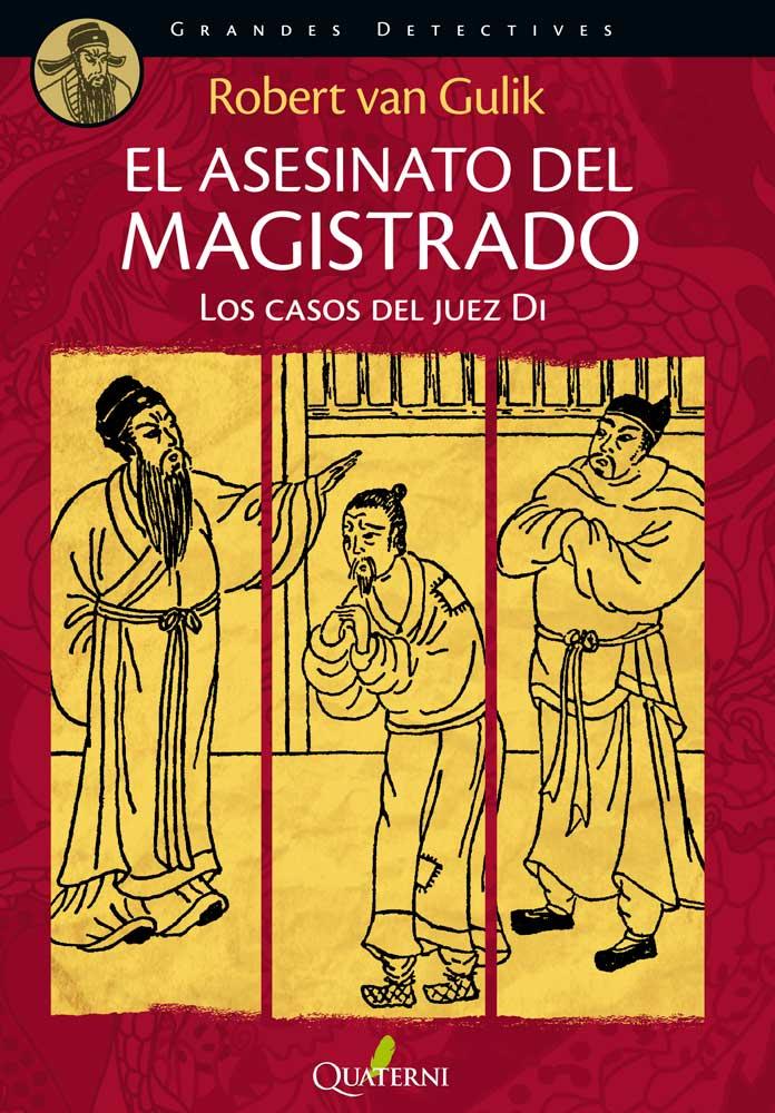 El asesinato del magistrado