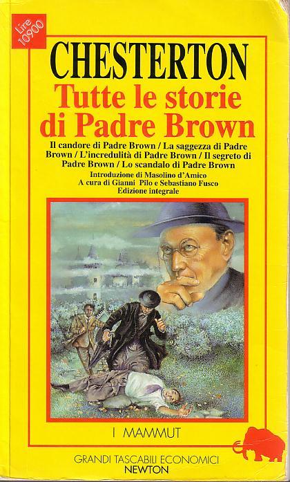 Tutte le storie di Padre Brown