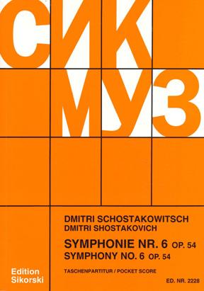 Symphonie nr.6 op.54
