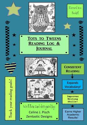 Tots to Tweens Reading Log & Journal