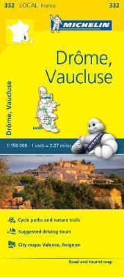 Michelin Local France Drôme, Vaucluse