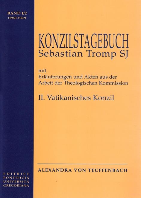 Konzilstagebuch mit Erläuterungen und Akten aus der Arbeit der Theologischen Kommission