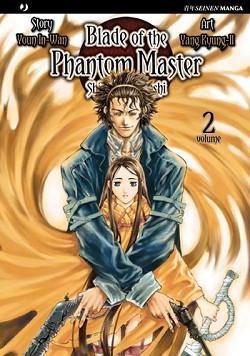 Blade of the Phantom Master vol. 02