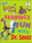 """Reading is Fun with Dr.Seuss: """"Hop on Pop"""", """"Marvin K.Mooney Will You Please Go Now!"""", """"Oh, the Thinks You Can Think!"""", """"I Can Read with My Eyes Shut!"""""""