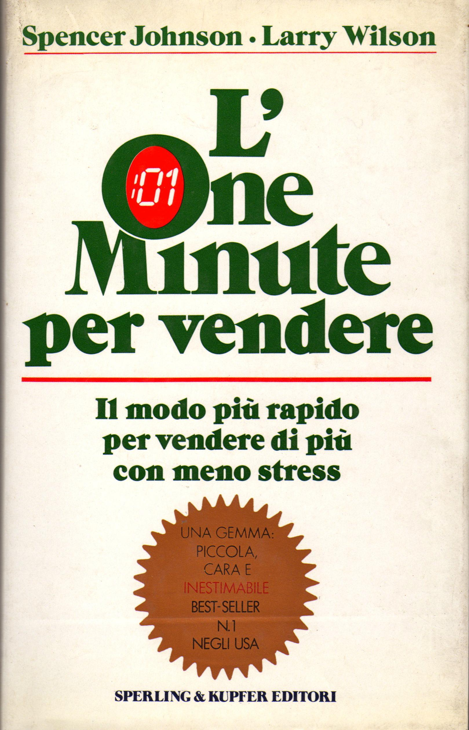 L'one minute manager...