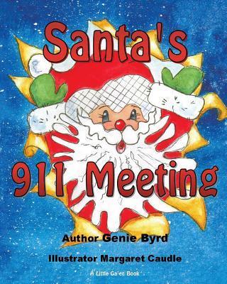 Santa's 911 Meeting