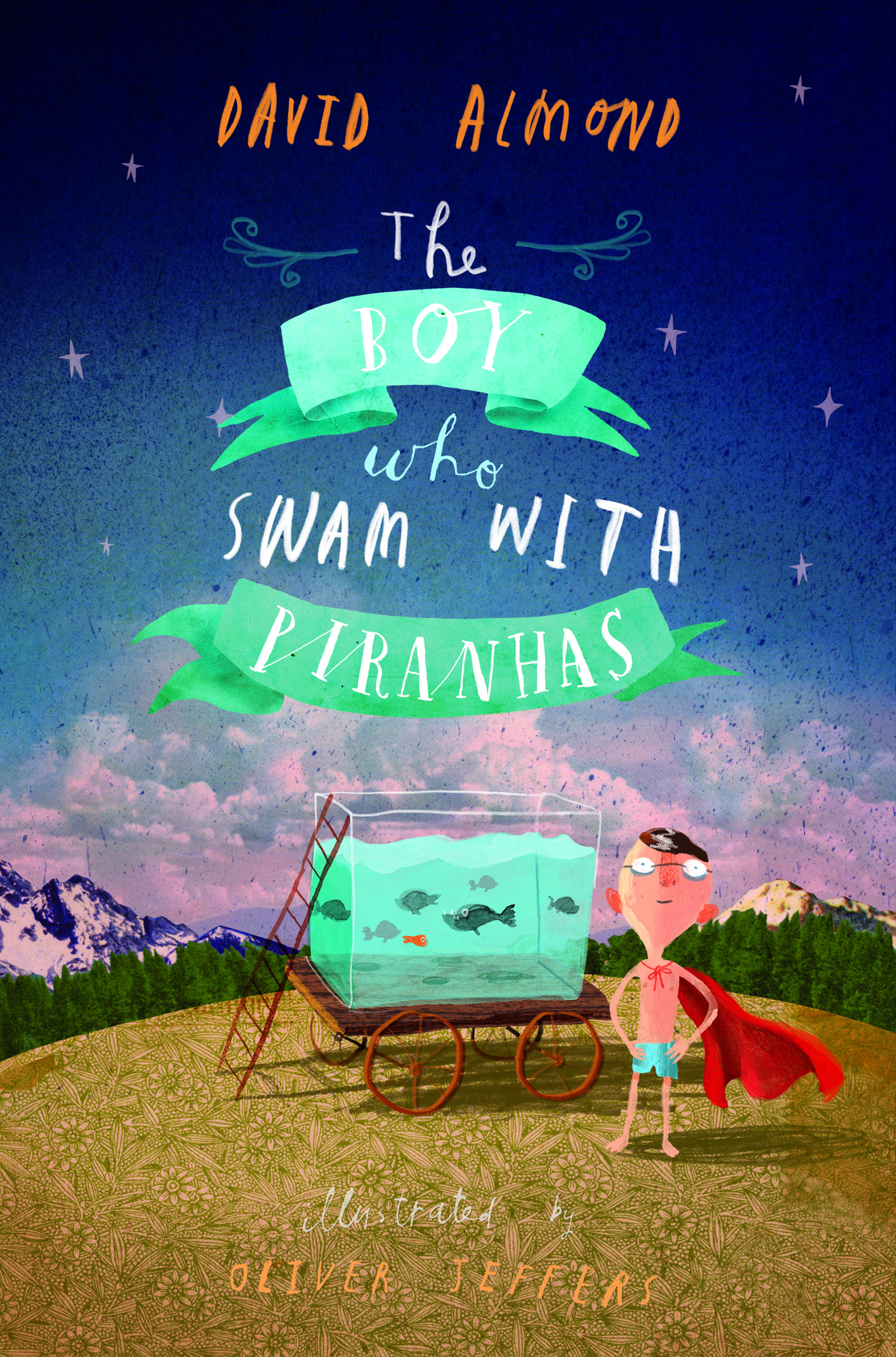 The Boy Who Swam wit...