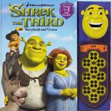 Dreamworks Shrek the Third Storybook and Viewer