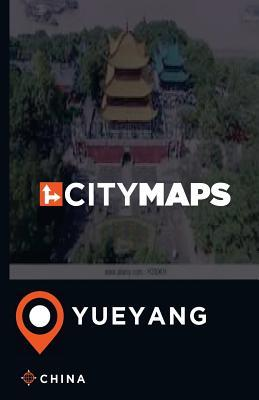 City Maps Yueyang China