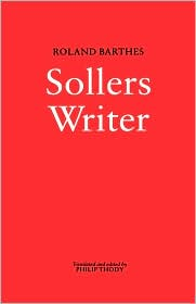 Writer Sollers