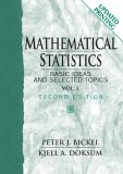 Mathematical Statistics, Updated Printing