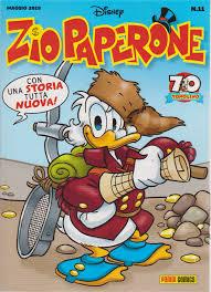 Zio Paperone (Seconda serie) n. 11