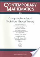 Computational and Statistical Group Theory