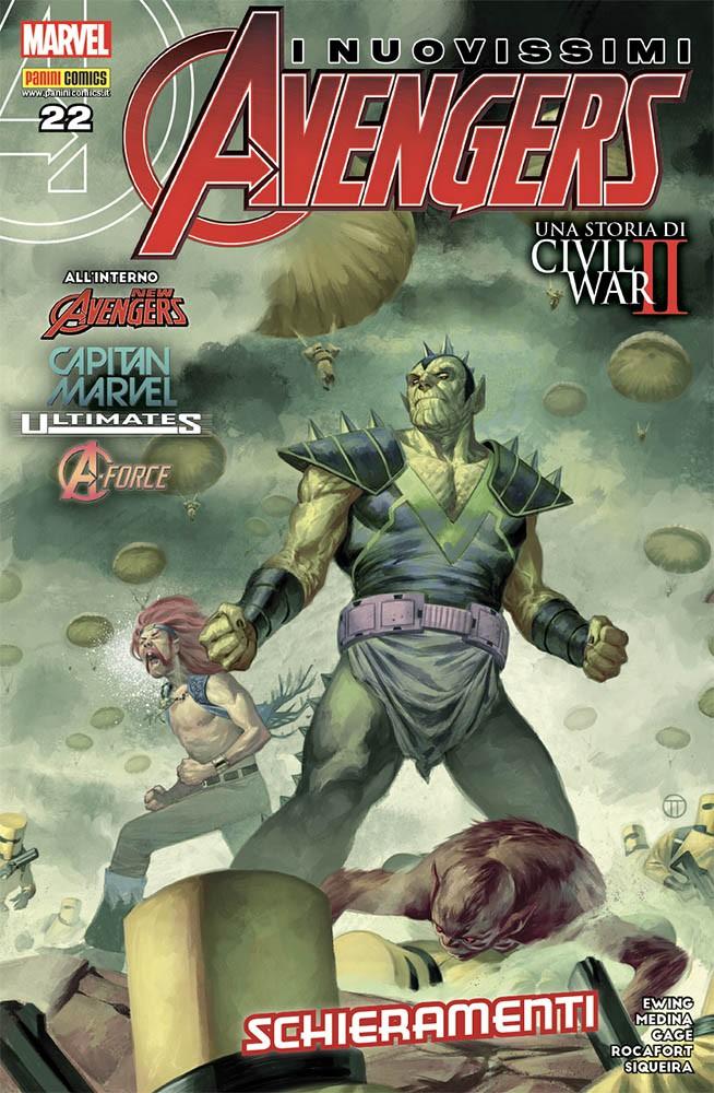 Avengers n. 71