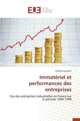 Immateriel et Performances des Entreprises