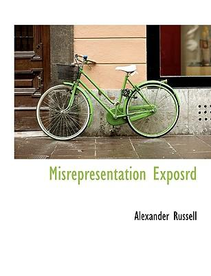 Misrepresentation Ex...