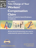 Take Charge of Your Worker's Compensation Claim