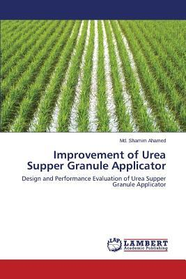 Improvement of Urea Supper Granule Applicator