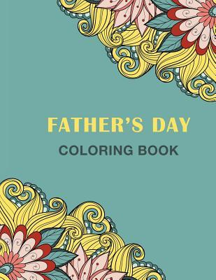 Father's Day Coloring Book
