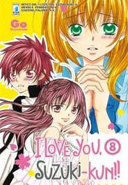 I love you, Suzuki-kun!! vol. 8
