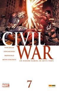 Civil War n. 7 (di 7)
