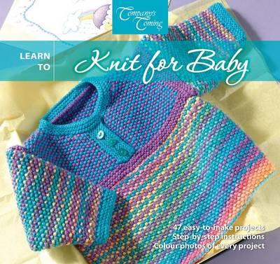 Learn to Knit for Baby