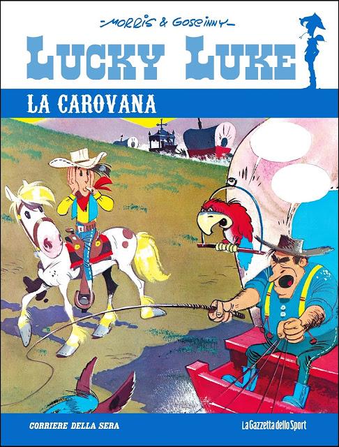 Lucky Luke Gold Edition n. 24
