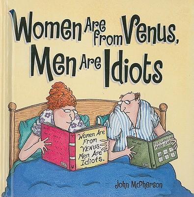Women Are from Venus...