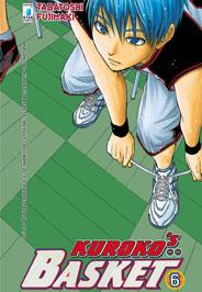 Kuroko's Basket vol. 6