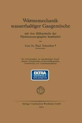 Wärmemechanik Wasserhaltiger Gasgemische