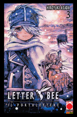 Letter Bee vol. 3