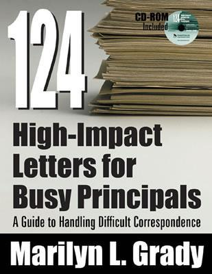 124 High-Impact Letters for Busy Principals