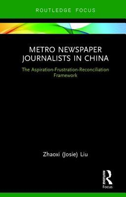 Metro Newspaper Journalists in China