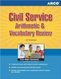 Civil Service Arithmetic & Vocabulary, 15th edition