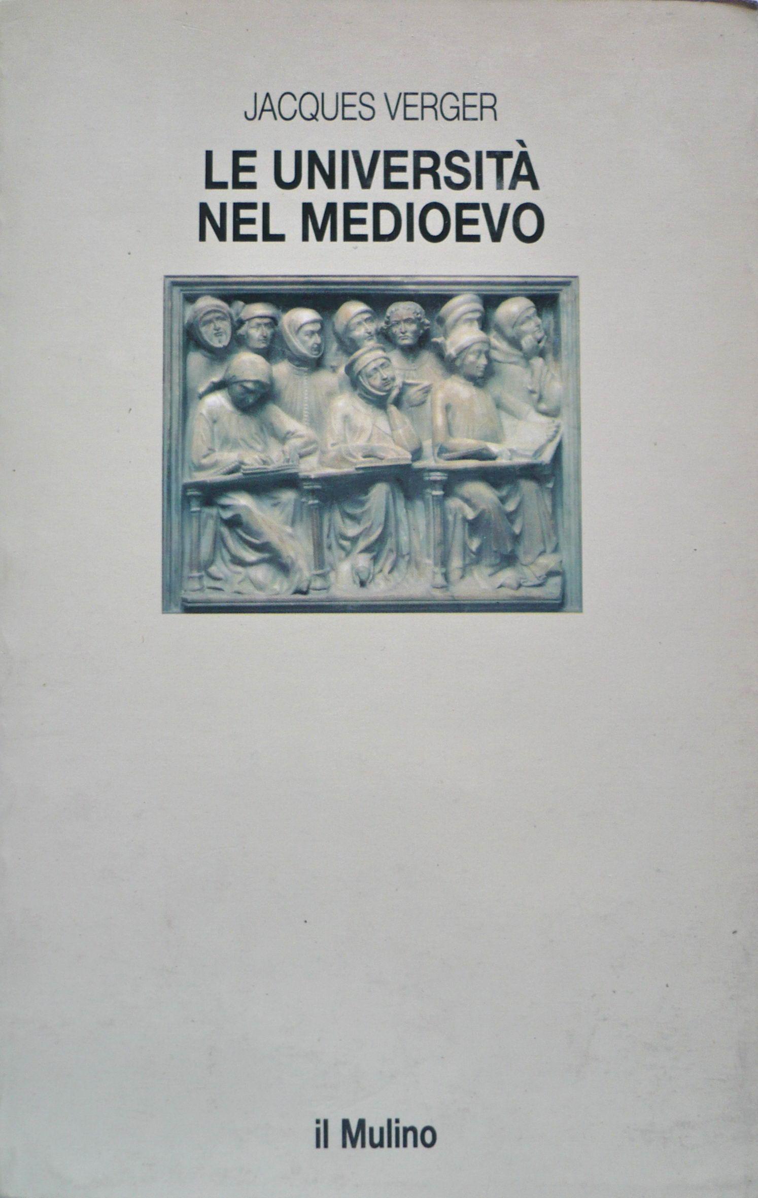 Le università nel Medioevo