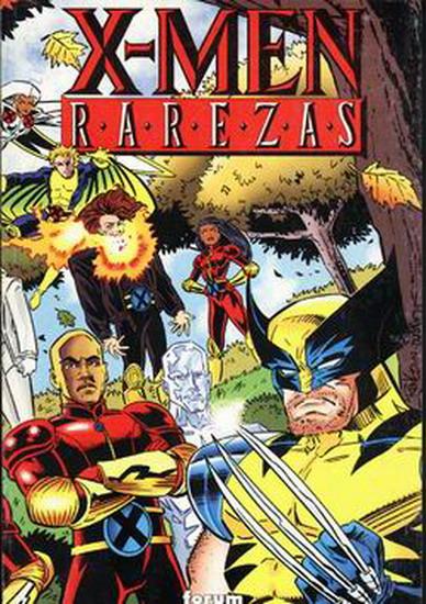 X-Men: Rarezas